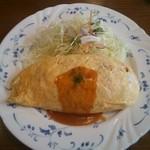 洋食のかね吉 - 「オムライスランチ」(980円)