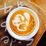 ボンダイ コーヒー サンドウィッチーズ - カフェラテ