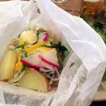 デイライトキッチン - お魚の白麹...