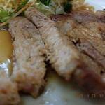 東洋軒 - 柔らかく甘い肉です