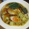 麺家らっかせい - 料理写真:『佐野醤油らーめん』