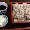 さかえや - 料理写真:もりそば@400円!