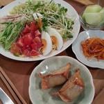 スナメリ食堂 - 日替わり定食