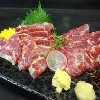 熊本飼育の桜肉
