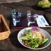 mute. - 料理写真:ランチのサラダ