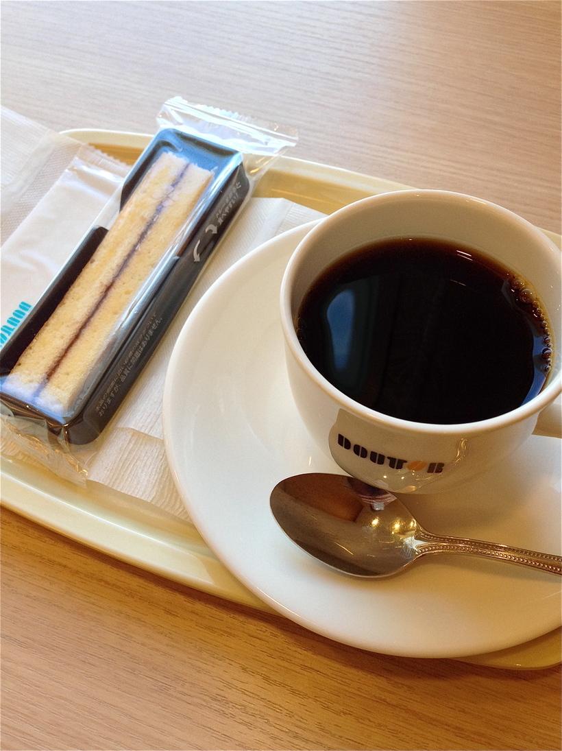 ドトールコーヒーショップ 京都市立病院店