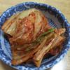 石山屋 - 料理写真:白菜キムチ