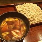 蕎麦きり吟 - 料理写真:つけ鴨