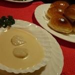 コロンボ - ホタテのクリーム煮