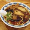 イタリア軒 清水店 - 料理写真:イタリア軒清水店(手打ちラーメン 800円)