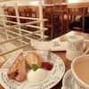 カフェ キャトル - 料理写真:スコーンセット