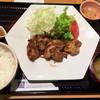大戸屋 - 料理写真:豚生姜焼き定食