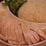 松記鶏飯 - 海南鶏飯(大)-夜