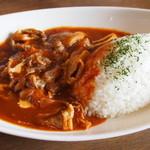 Cafe Restaurant Comodo - カフェランチ(ハヤシライス)