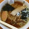 朝日屋食堂 - 料理写真:ラーメン 600円