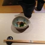 心・技・体 うるふ - 2014/12/11 突出し、明鏡止水純米大吟醸