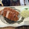 平田牧場 とん七 - 料理写真:ダブル厚切りロースカツ膳  三元豚