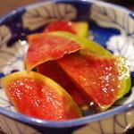 炒め処 寅蔵 - 红芯萝卜