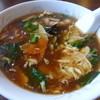 麺飯酒家山茶華 - 料理写真:スーラータンメン