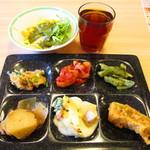 ピザハット・ナチュラル - 前菜