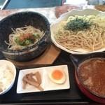 34508694 - 味噌つけ麺¥880
