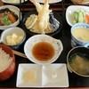 きらく亭 - 料理写真:天ぷら定食