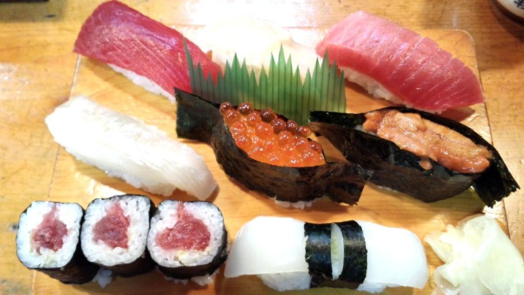 大阪屋寿司店