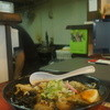 夕張ラーメン - 料理写真:黒しょうゆ