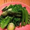 魚こころ - 料理写真:とことん緑サラダ