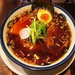 麺蔵 もみじ - さかな醤油 (650円)