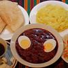 サファリ - 料理写真:エチオピアカレー「ドロワット」