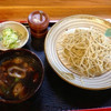 水月 - 料理写真:地鶏南蛮そば 1300円