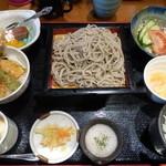 佐吉 - <2015/01/26>中吉セット(藪)