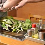 スタミナとん - 料理写真: