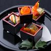 花むさし - 料理写真:節分を意識して小さな枡に前菜などを凝縮した趣ある会席をお楽しみください。