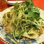 上海チキン 大塚 小閣樓 - 冷やし坦々麺