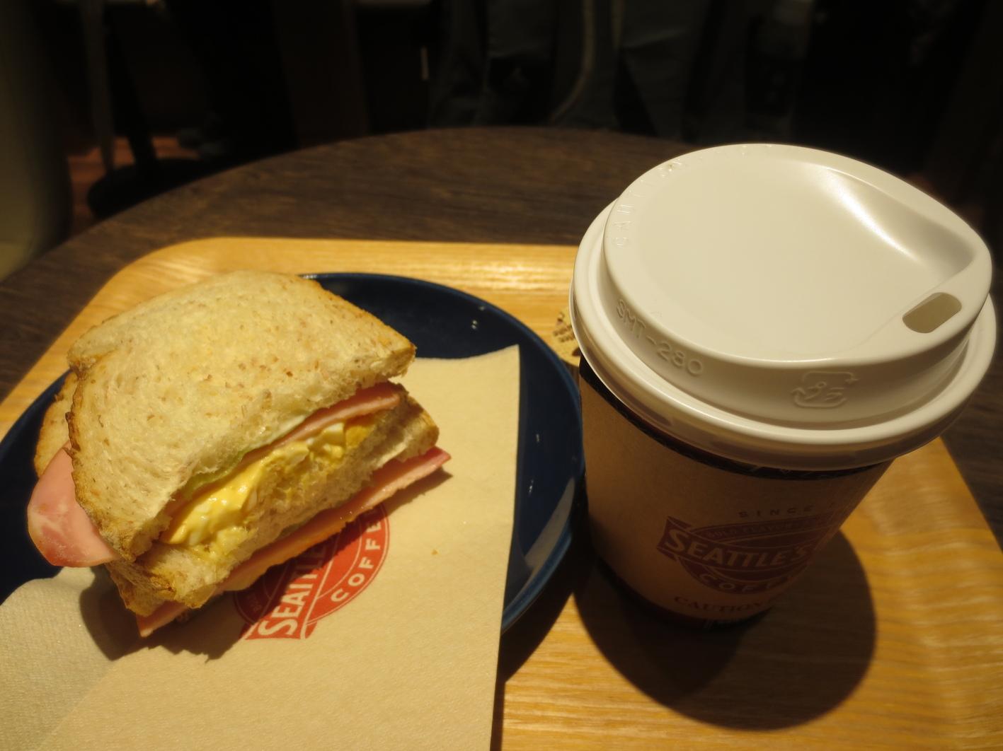 シアトルズ ベスト コーヒー JR大分店