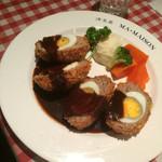 洋食屋 マ・メゾン - スコッチエッグ