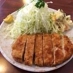 つかさ - ロースかつアップ201412