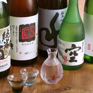 おすすめの日本酒