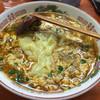 しなそば家 - 料理写真:坦々ワンタンメン  ¥900-