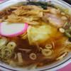 恵華 - 料理写真:ワンタン麺