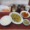 麺厨房 - 料理写真:青椒肉絲定食930円