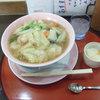 麒麟飯店 - 料理写真:海老あんかけめん