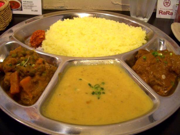 ネパール・インド料理 RaRa