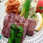 せいもん払い - 佐賀牛のステーキ