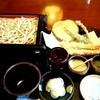 蕎麦 本八幡 松栄庵 - 料理写真:『天せいろ』¥1840-