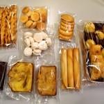 チェーロ - Cieroの焼き菓子(こんなに一杯入って税込1000円)
