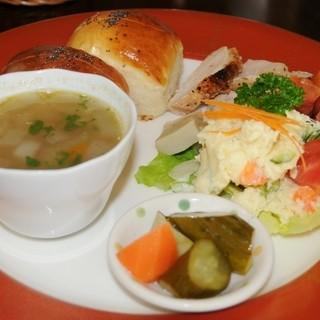 どんどろポッシュ - 料理写真:おまかせランチ 1080円