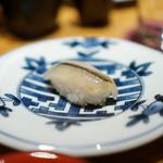 鮨 銀座 鰤門 - 細魚
